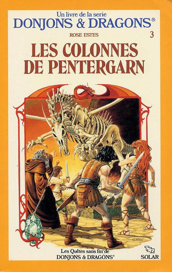 Donjons & Dragons - Les Quêtes Sans Fin 03_colonnes_pentergarn