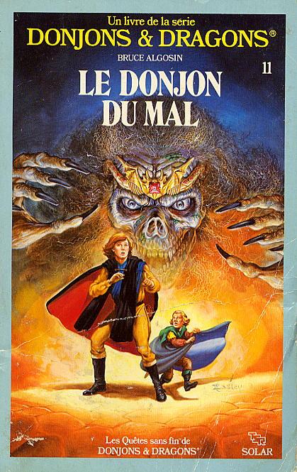 Donjons & Dragons - Les Quêtes Sans Fin 11_donjon_mal