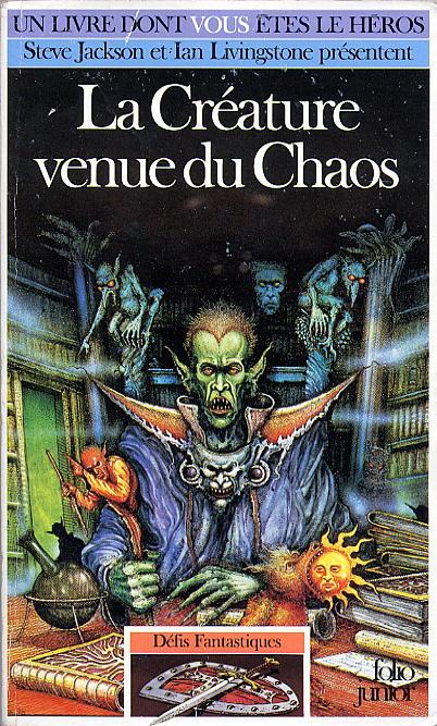 Les différentes versions des DF 24_creature_venue_chaos